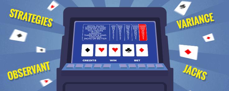 Dicas e conselhos de vídeo pôquer para iniciantes